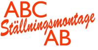 ABC Ställningsmontage AB
