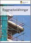 Regler montering byggnadsställningar